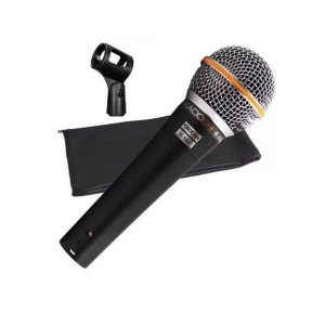 Microfone Kadosh K58 A Dinâmico Profissional