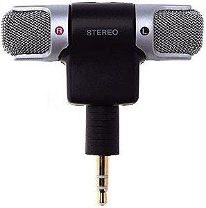 Mini Microfone Estéreo P3 Soundcasting-100 Soundvoice