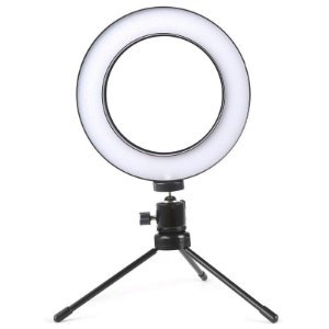 Iluminador De Led Circular Ring Light 6