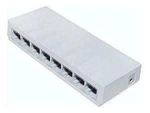 Switch De Mesa Com 8 Portas 10/100mbps Ls1008 Tp Link