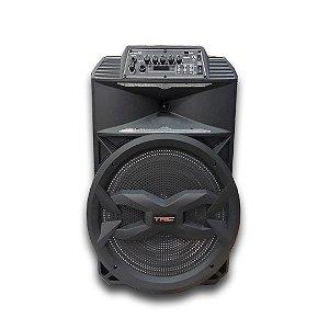 Caixa De Som Amplificada 550w Rms Trc 5550