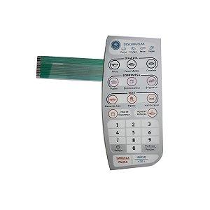 Membrana Teclado Microondas Electrolux Mtd30