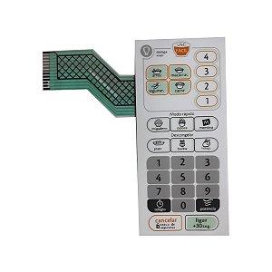Membrana Teclado Microondas Consul Cmp25ab
