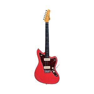 Guitarra Tagima Tw-61 Woodstock Series Vermelha