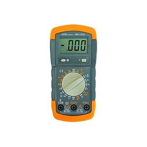 Multímetro Digital Md-1002 Icel 1