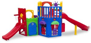 MULTIPLAY PETIT + PLAY HOUSE