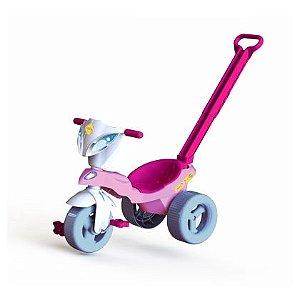 Triciclo Pepita com Empurrador