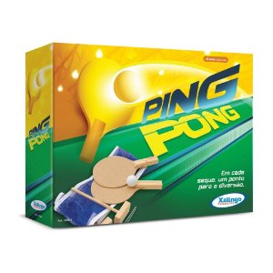 Conjunto de Ping Pong