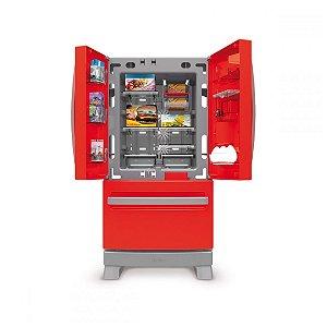 Refrigerador Side By Side Casinha Flor Top
