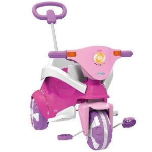 Triciclo Happy Pink