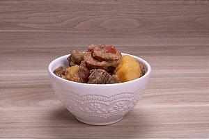 Carne de Panela com Mandioca 700 gramas