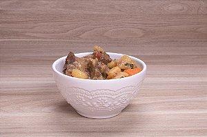 Carne de Panela com Legumes 250 gramas