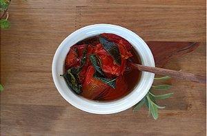 Molho de Tomate Cereja com Sálvia na Manteiga 140 gramas
