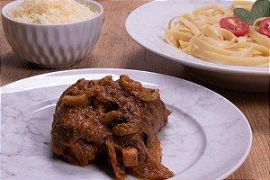 Bracciola (Bife a Rolê) 560 gramas (porção familiar)