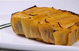 Embrulhadinho de Banana da Terra com Carne Seca e Cream Cheese 475 gramas