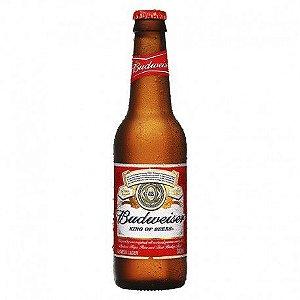 Cerveja Budweiser Ln 343ml