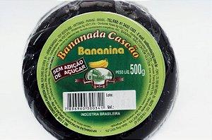 Bananada Cascão 500 gramas Bananina
