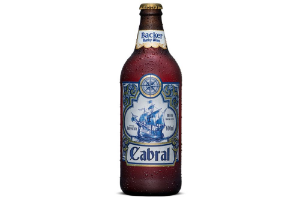 Cerveja Backer Cabral English Barley Wine 600 ml