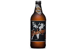 Cerveja Backer Las Mafiosas 3 Lobos Diabolique American IPA 600 ml