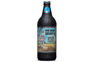 Cerveja Backer 3 Lobos Bravo American Imperial Porter 600 ml
