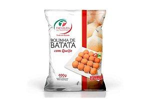 BOLINHA DE BATATA COM QUEIJO 400 GRAMAS TREVISAN