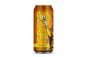 Cerveja Invicta Catharina Sour Frutas Amarelas Lata 473ml