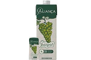 Suco de Uva Branco Integral 1 litro Aliança