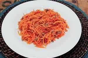 Espaguete de Cenoura a Bolonhesa 250 gramas Natural Fast