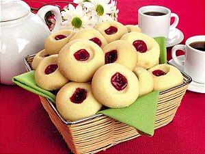 Biscoito doce mantecal goiabada 100 gramas