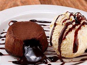 Petit gateau chocolate 4un 360 gramas santa julia