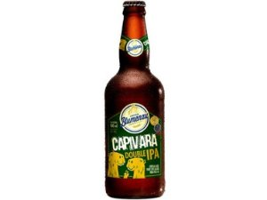 Cerveja capivara double ipa blumenau 500ml