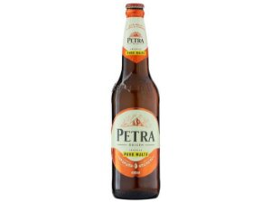 Cerveja puro malte  600ml petra