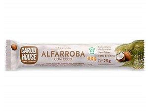 Carob alfarroba c/coco 25g