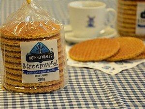 Stroopwafel holandes moinho wafers 230 gramas