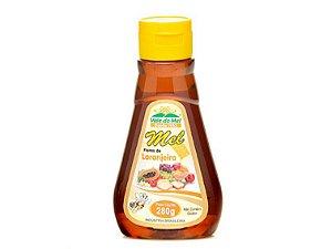 Mel laranjeira 280 gramas vale do mel