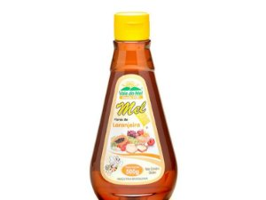 Mel laranjeira 500 gramas vale do mel