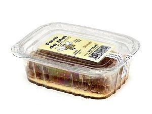 Favo de mel in natura silvestre 150 gramas vale do mel