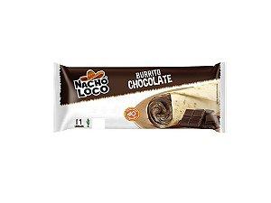 Burrito de Chocolate 75g Nacho Loco