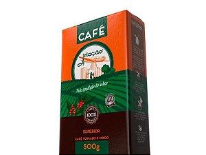 Cafe Torrado Moido 500 gramas - Aviação