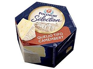 Queijo camembert selction 125g polenghi
