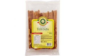 Torrada Tostata Tomate Seco 180 gramas Florio