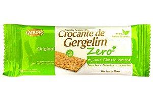Barra Crocante Original Zero 10 gramas Airon