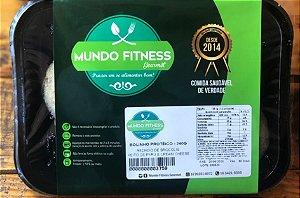 Bolinho Proteico 240 gramas Mundo Fitness