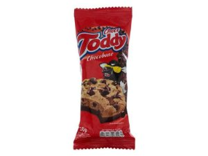 COOKIE CHOCOBASE 50 GRAMAS TODDY
