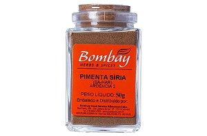 Pimenta Síria 50 gramas Bombay