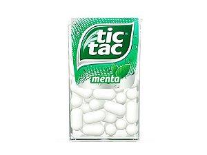 TIC TAC MENTA 16 GRAMAS