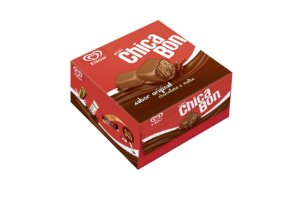 SORVETE MINI CHICABON CHOCOLATE 105 GRAMAS KIBON
