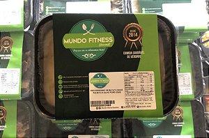Escondidinho de Batata Doce com Palmito 250 gramas Mundo Fitness