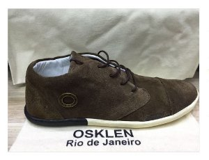 7ad16f7750c Chinelos Oakley Coil Over De Couro - LIBI BEST SHOES