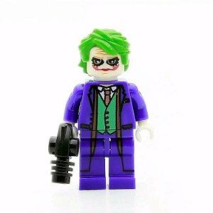 Boneco Coringa Modelo 2 Compatível Lego DC Comics